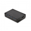 Kensington UH4000C USB 3.0 4 Port Hub Plus Charging EU