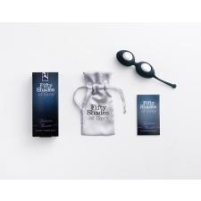 Kényeztető kéjgolyók - fekete izgatók, stimulálók
