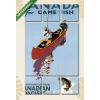 Képáruház.hu Canada for Game Fish(135x80 cm, W01 Többrészes Vászonkép)
