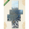 Képáruház.hu Claude Monet: Boulevard des Capucines (1873-1874)(125x70 cm, S02 Többrészes Vászonkép)