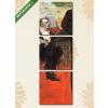 Képáruház.hu Henri de Toulouse Lautrec: A hegedűs(125x40 cm, B01 Többrészes Vászonkép)