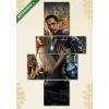 Képáruház.hu Iron Man 3. moziplakát(125x70 cm, S02 Többrészes Vászonkép)