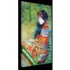Képáruház.hu Mary Cassatt: Lydia profilból(20x35 cm, vászonkép)