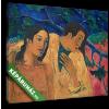 Képáruház.hu Paul Gauguin: Menekülés (1902)(25x20 cm, vászonkép)