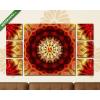 Képáruház.hu Premium Kollekció: Floral mandala beautiful design(135x80 cm, W01 Többrészes Vászonkép)