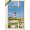 Képáruház.hu Premium Kollekció: Lighthouse on dune. Focus on background with lighthouse.(135x80 cm, W01 Többrészes Vászonkép)