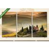 Képáruház.hu Premium Kollekció: Tuscany, italian landscape(125x70 cm, L01 Többrészes Vászonkép)