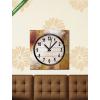 Képáruház.hu Vászonkép óra, Premium Kollekció: Nõ, kézi festés(25x25 cm, C01)