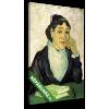 Képáruház.hu Vincent Van Gogh: Az arles-i nő, Madame Ginoux portréja(20x30 cm, vászonkép)