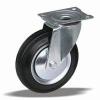 Kerék önbeálló talpas fém felnis 80 59317 (12114)