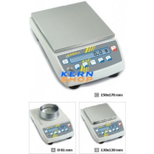 Kern Precíziós mérleg KB 1200-2N mérleg