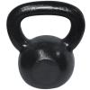 Kettlebell fekete vas 16 kg