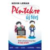 Kevin Leman LEMAN, KEVIN - PÉNTEKRE ÚJ FÉRJ - MITÕL VÁLTOZHAT MEG FÉRJE 5 NAP ALATT