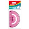 KeyRoad Szögmérő-KR970959-flexibilis 180 fok 10cm vegyes KEYROAD24 blisz/dob