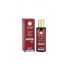 Khadi sampon amla tartás nélküli és fénytelen hajra 210 ml sampon