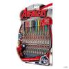 KIDS LICENSING gyűjtőcsomag 12 tolls gel Vengadores Avengers Marvel gyerek