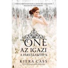 Kiera Cass Az igazi - A párválasztó 3. gyermek- és ifjúsági könyv
