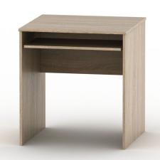 Kihúzható íróasztal, sonoma tölgyfa, TEMPO ASISTENT NEW 023 íróasztal
