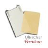 Kijelzővédő fólia, Alcatel OT-720, Clear Prémium