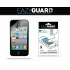 Kijelzővédő fólia, Apple iPhone 4 / 4S, Eazy Guard, Clear Prémium / Matt, ujjlenyomatmentes, 2 db / csomag