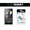 Kijelzővédő fólia, Huawei Ascend P6, Eazy Guard, Clear Prémium / Matt, ujjlenyomatmentes, 2 db / csomag