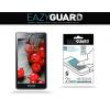 Kijelzővédő fólia, LG Optimus L7 II P710 , Eazy Guard, Clear Prémium / Matt, ujjlenyomatmentes, 2 db / csomag