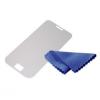 Kijelzővédő fólia, Samsung Galaxy Note N7000, matt, ujjlenyomatmentes