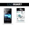 Kijelzővédő fólia, Sony Xperia Miro, Eazy Guard, Clear Prémium / Matt, ujjlenyomatmentes, 2 db / csomag