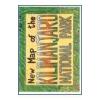 Kilimanjaro National Park térkép - Maco Editions