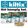KILTIX bolhaírtó nyakörv közepes termetű kutyáknak 53 cm