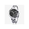 KIMIO K425L női karperec óra, fekete számlappal, szivekkel, strasszokkal. 161oc