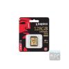 Kingston 128GB Ultimate UHS-I Class 10 SDXC memóriakártya
