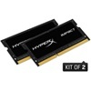 Kingston 16 GB DDR3L SDRAM 1600 MHz HyperX Impact kit SODIMM CL9 Black (2x8 GB)