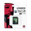 Kingston 16GB Video Secure Digital Class 10 UHS-I SDHC memóriakártya