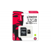 Kingston 32GB microSDHC Canvas Select Class10 UHS-I + adapterrel