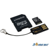 Kingston 64GB SD micro (SDXC Class 10) (MBLY10G2/64GB) memória kártya adapterrel