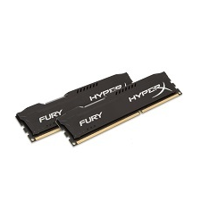 Kingston 8GB (2x4GB) DDR3 1866MHz HX318C10FBK2/8 memória (ram)