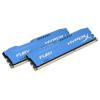 Kingston DDR3 8GB 1600MHz Kingston HyperX Fury CL10 KIT2 (HX316C10FK2/8)