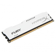 Kingston DDR3 8GB 1600MHz Kingston HyperX Fury White CL10 (HX316C10FW/8) memória (ram)