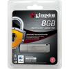 Kingston DTLPG3/8GB USB 3.0 Pendrive - Titkosított - 8GB - Fém