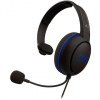 Kingston HyperX Cloud Chat (PS4 Licensed) (HX-HSCCHS-BK/EM)