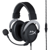 Kingston HyperX Cloud gaming headset ezüst