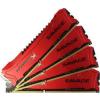 Kingston HyperX Savage DDR3 1600MHz 32GB CL9 Kit4 HX316C9SRK4/32