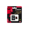 Kingston Memóriakártya, microSDHC, 32GB, C10/U3/V30/A1, 100/70 MB/s, adapter,