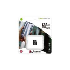 "Kingston Memóriakártya, microSDXC, 128GB, CL10/UHS-I/U1/V10/A1, KINGSTON ""Canvas Select Plus"" memóriakártya"