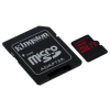 Kingston MICRO SD Kingston 32GB Canvas React UHS-I U3 V30 A1 + Adapter (SDCR/32GB)
