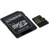 Kingston MICRO SD Kingston 32GB Gold UHS-I Class3 + 1 Adapter (SDCG/32GB)