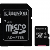 Kingston Micro SDXC Class 10 UHS 256 GB-I + SD adapter