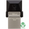 Kingston Pendrive 16GB DataTraveler microDuo 3.0 OTG USB 3.0  (DTDUO3/16GB)
