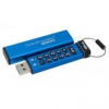 "Kingston Pendrive, 16GB, USB 3.0, Keypad, KINGSTON ""DT2000\"", kék"